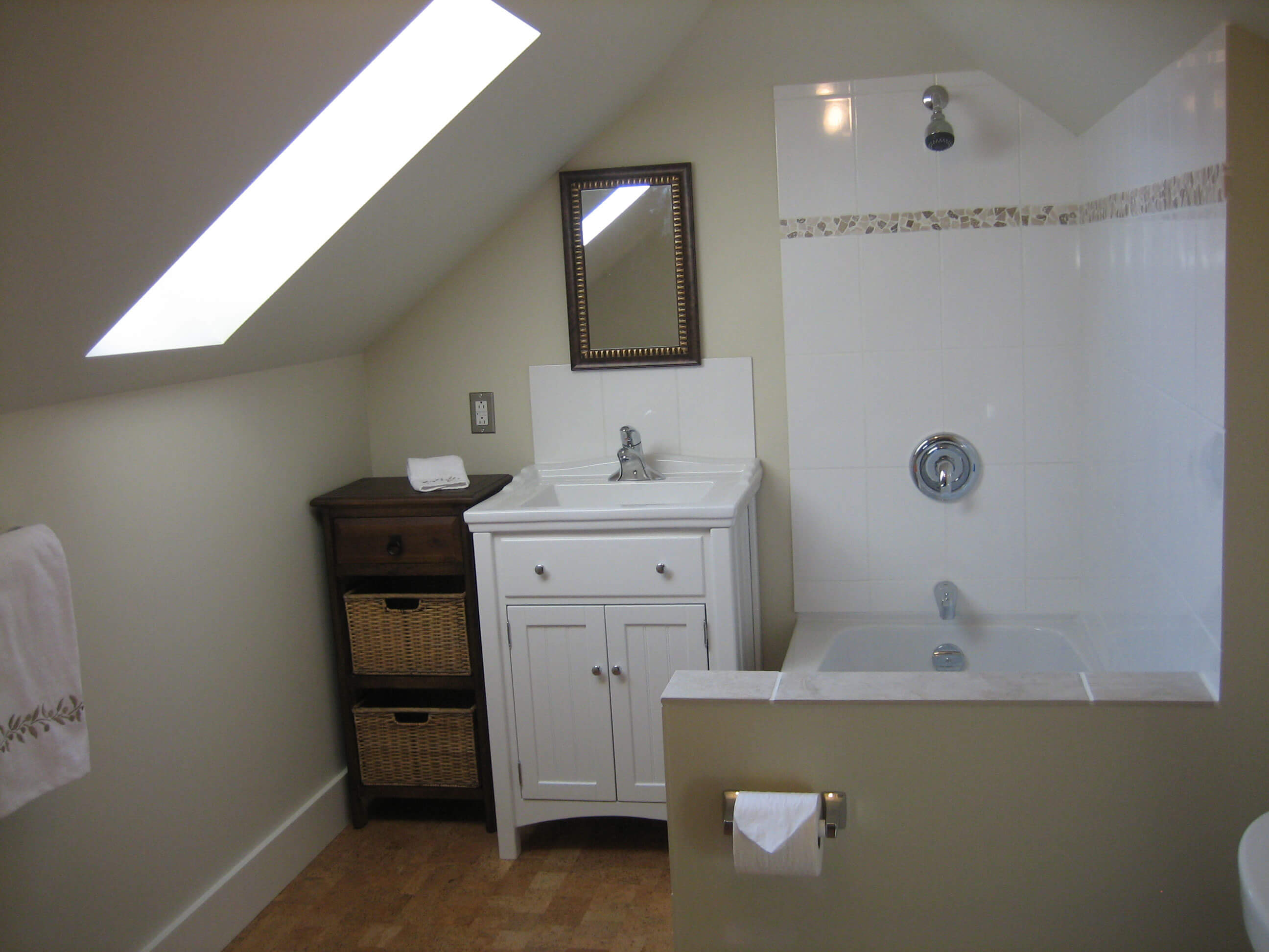 Bathroom - After